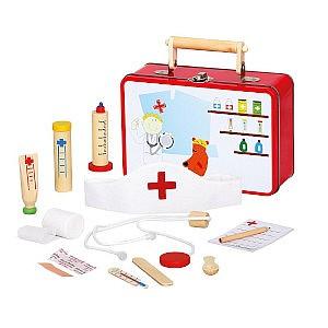 Rotaļu ārstu komplekti